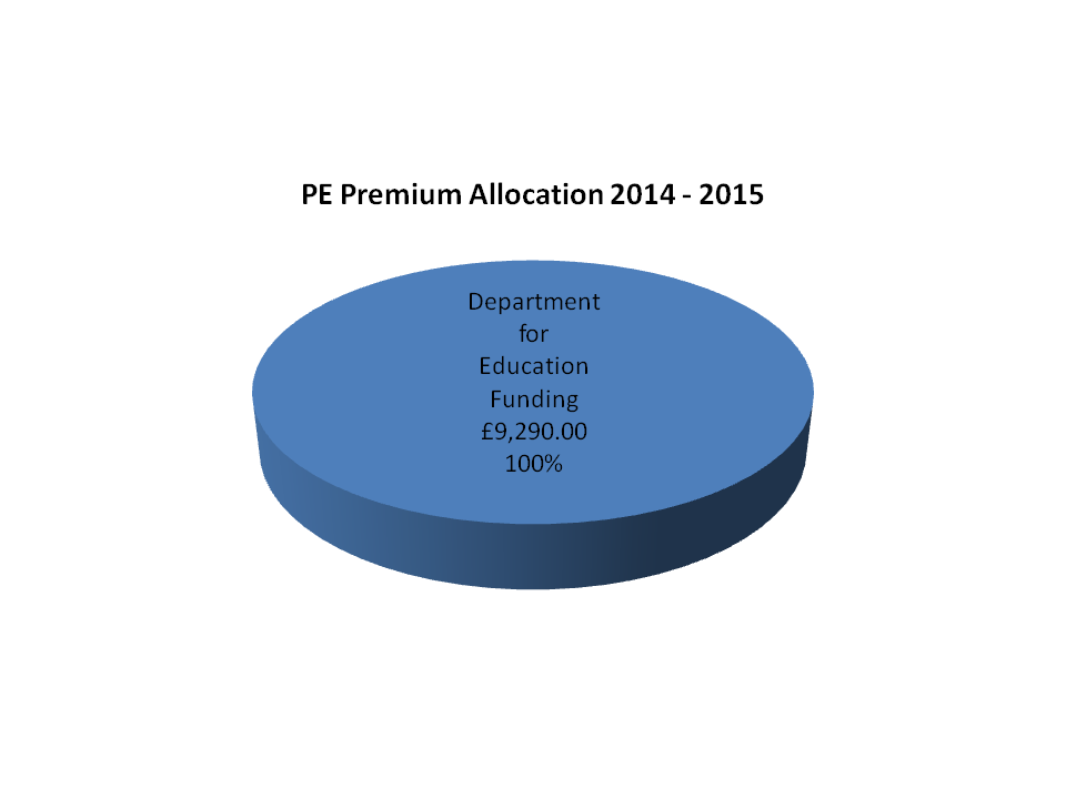 PE Premium Allocation 2014-2015
